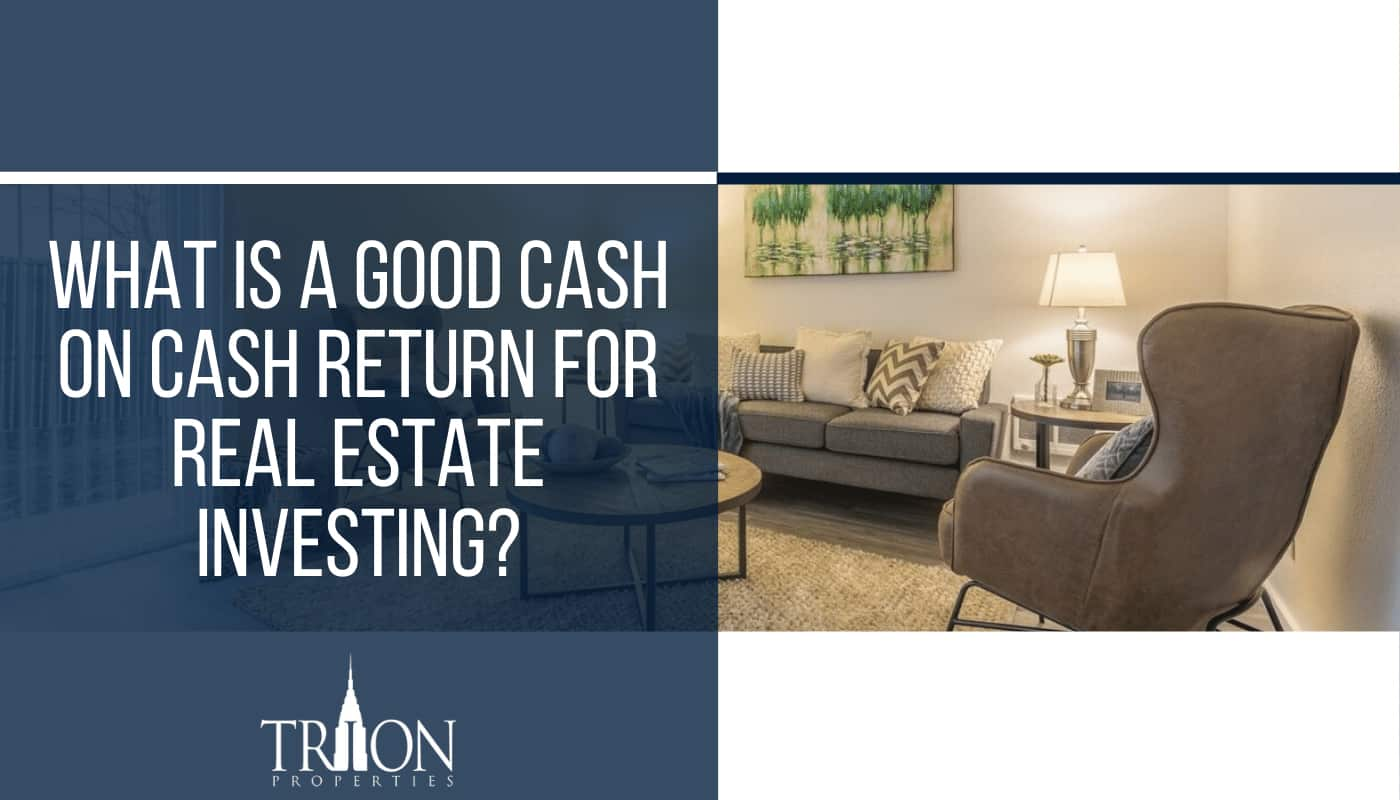 What is Good Cash on Cash Return for Real Estate Investing? - Thumbnail